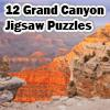 12 Grand Canyon Jigsaw Puzzles