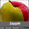 2apple jigsaw puzzle