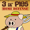 3 lil' Pigs: Home Defense