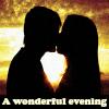 A wonderful evening