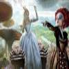 Alice in Wonderland Puzzle – Tim Burton – 1