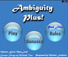 Ambiguity Plus