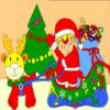Amusing Christmas Coloring