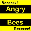 Angry Bees by Pulado