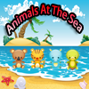 Animals At The Sea