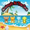 Animals At The Sea