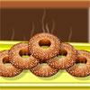 Apple Sauce Doughnuts
