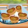 Asian Garlic Toast Cooking Game