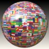 Atlas World Flags Slider
