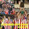 Atletico Madrid Champion 2010 UEFA Super Cup puzzle