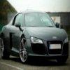 Audi R8 Slider