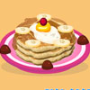 Banana Pancake Cooking Game