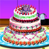 Barbie Cake Decoration
