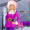 Barbie goes Skiing
