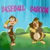 Baseball Baboon