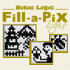 Basic Logic Fill-a-Pix Light Vol 1
