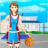 Basketball Girl Dress Up