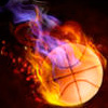 Basketball shoots challenge