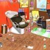 Beauty Parlour Clean Up
