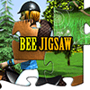 Bee Jigsaw : Horse Jumping