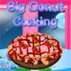 Big Donut Cooking
