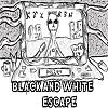 Black and White Escape Game