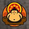 Buddha Tangram