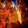 Buddhist Monks Jigsaw