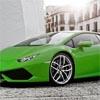 Car Lamborghini Huracan Puzzle