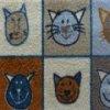 Cat Floor Mat Slider
