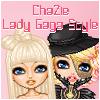 Chazie Lady Gaga Style