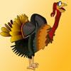 Cheerfull turkey