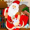 Christmas santa room escape