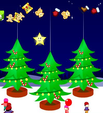 Christmas Threes