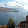 Church on the lake jigsaw