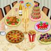 Colorful Dinner Decor