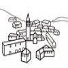Coloring Cities, towns and villages -1