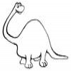 Coloring Dinosaurs -2