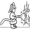 Coloring Firemen -1