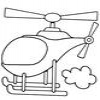 Coloring Helicopters -1