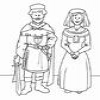 Coloring Middle Ages -1
