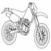 Coloring Motorcycles -2