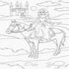 Coloring Princess -4