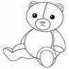 Coloring Toys -2 Teddy bear