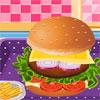 Cooking Hamburger Yummy