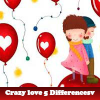 Crazy love 5 Differencesv