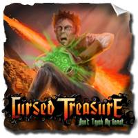 Cursed Treasure: Don't Touch My Gems!