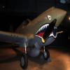 Curtiss P-40E Slider