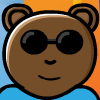 Cute Bear – Dress Up Game