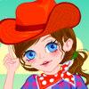 Cute Cowgirl
